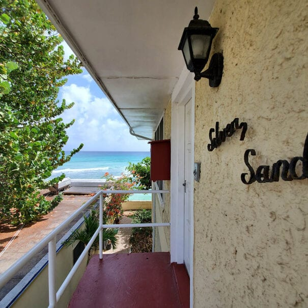Entrance to Silver Sands - Apartment S Barbados Apartment